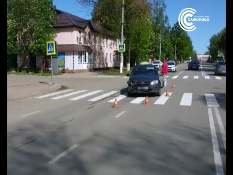 Видео ГИБДД-ДПС.РФ: О ДТП на сафоновских дорогах от 25.05.2019 1