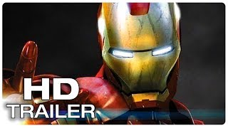 AVENGERS INFINITY WAR Trailer Sneak Peek (New Movie Trailer 2018) Marvel Superhero Movie HD
