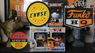 Funko HQ pick-ups with a Chase