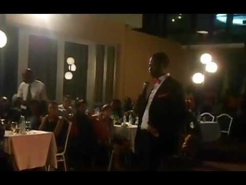 Ambassadeur Agalawal épate le public de Conakry