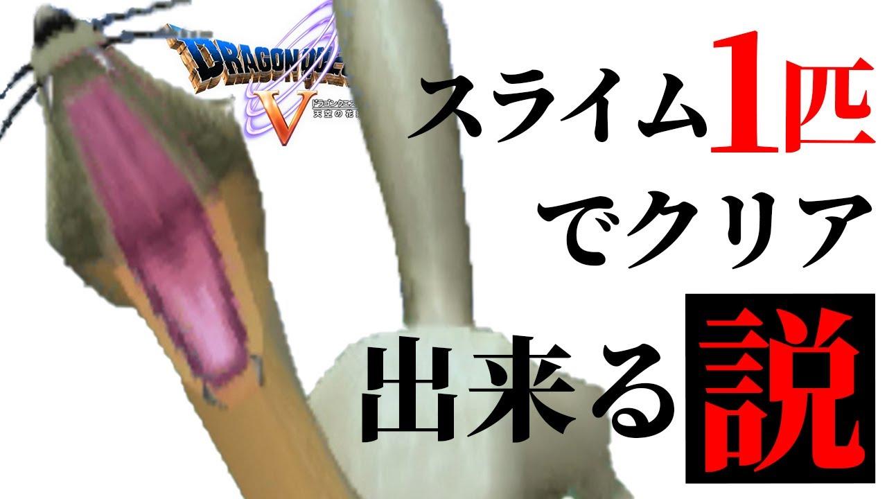 ドラクエ5 -スライム1匹でクリアできる説- #2【ドラゴンクエスト5】