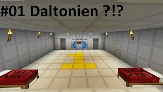 [FR] Minecraft 241 (ft.LongsPieds) Ep 1 : Daltonien demandé ! - Minecraft map