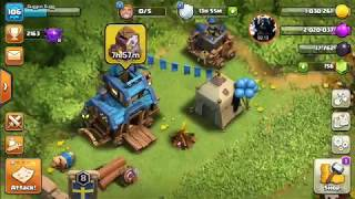 Clan games! Clash of clans (svenska)