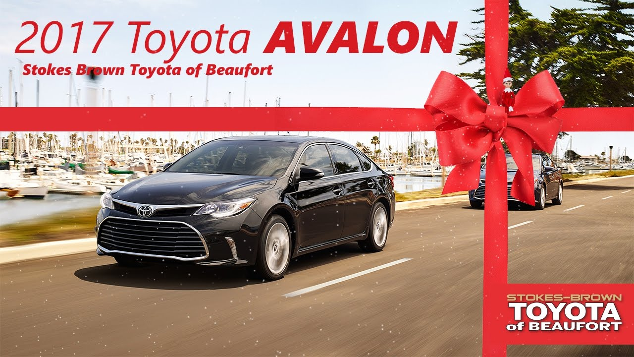 Delightful 2017 Toyota Avalon At Stokes Brown Toyota Of Beaufort