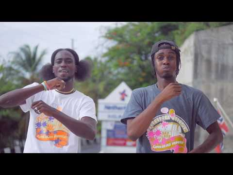 Khalifah & Melo - Grand Anse Grand Anse - Official Music Video (Grenada Soca 2019)