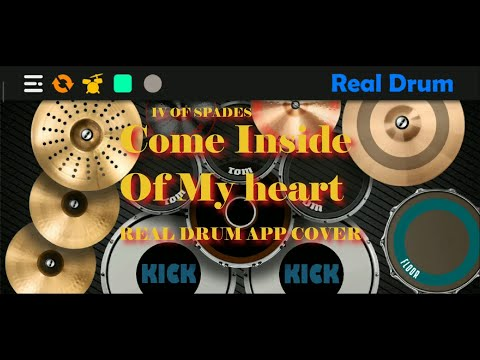 come-inside-of-my-heart- -real-drum-cover