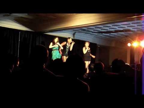 Toni Gonzaga, Vice Ganda, & Ara Mina - Poh'ker Payse(Poker Face) LIVE in Las Vegas