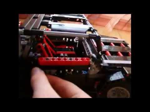 lego technic volkswagen beetle mini cooper youtube. Black Bedroom Furniture Sets. Home Design Ideas