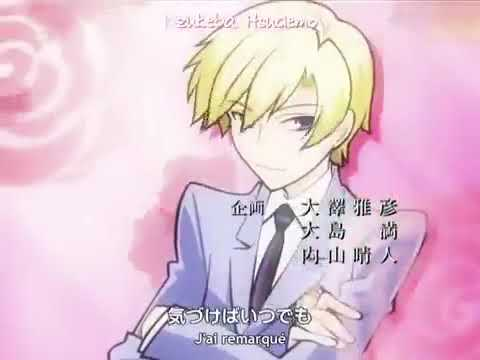 Ouran high school host club 12 vostfr