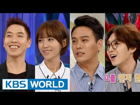 Hello Counselor - Lee Eungyeol, Kim Yongjun, Lee Seokhoon & Park Chorong (2015.09.21)