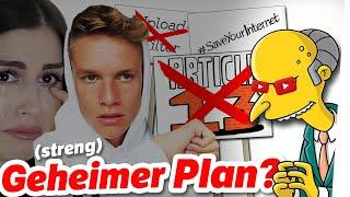Artikel 13 - YouTube MANIPULIERT uns! 😨 #SaveTheirMONEY | Kanal 2019 gelöscht ?!
