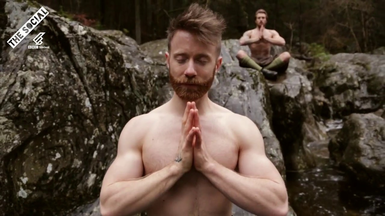Kilted Yoga - YouTube : men in quilts - Adamdwight.com