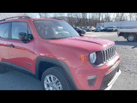 Jeep Renegade spot
