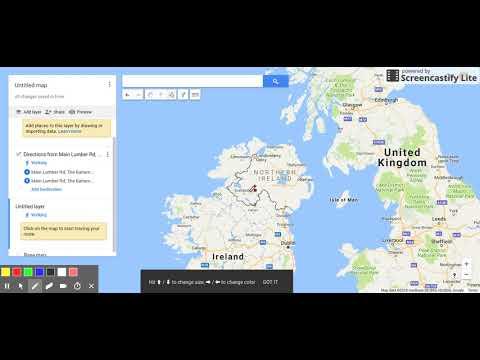 Untitled Map - Google My Maps