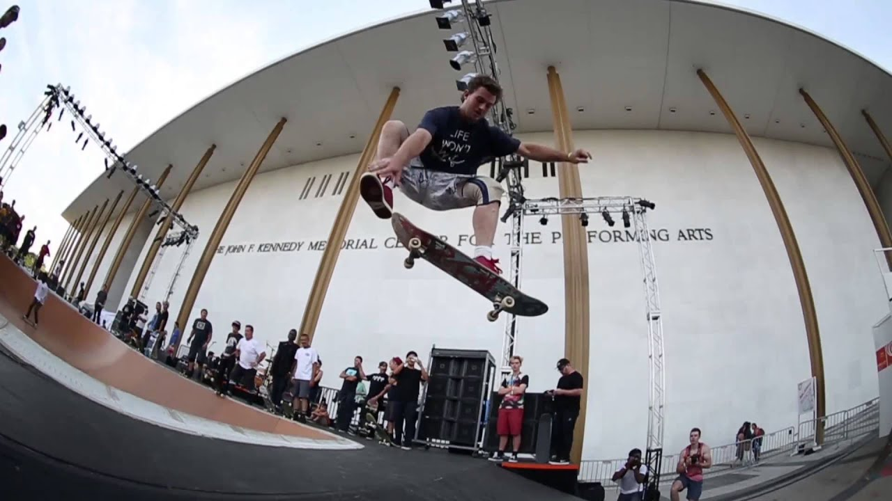 How Skateboarding Came to the Kennedy Center - The Kennedy