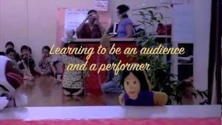 K1A Dance & Drama portfolio.m4v Storytelling and puppets