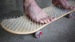 16 erstaunlichste Skateboards!