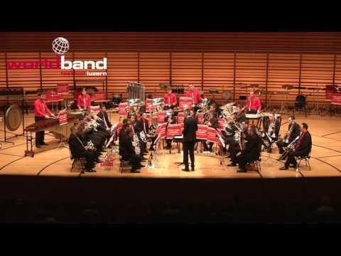 Liberty Brass Band Ostschweiz - Harmony Music by Philip Sparke