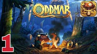 ODDMAR - Level 1- Gameplay Walkthrough - Android iOS
