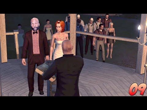 Hitman Blood Money Walkthrough Gameplay Part 9 - Montage Moment LOL!