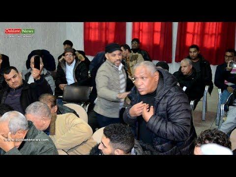 غوني تدخل ناري / بندوة الصحافية كوديم CODM Meknès (ويسلان نيوز)