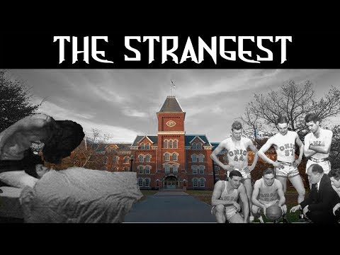 Ohio University: Haunted Universities