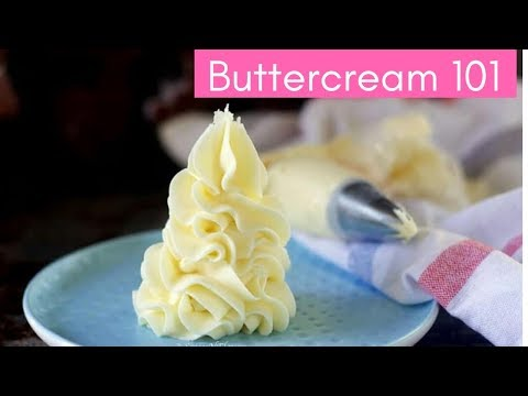 Best Buttercream Frosting - Everything you need to know