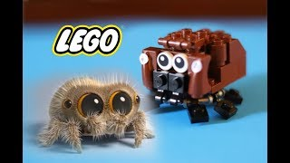 LEGO Lucas the Spider MOC | How to Build Tutorial