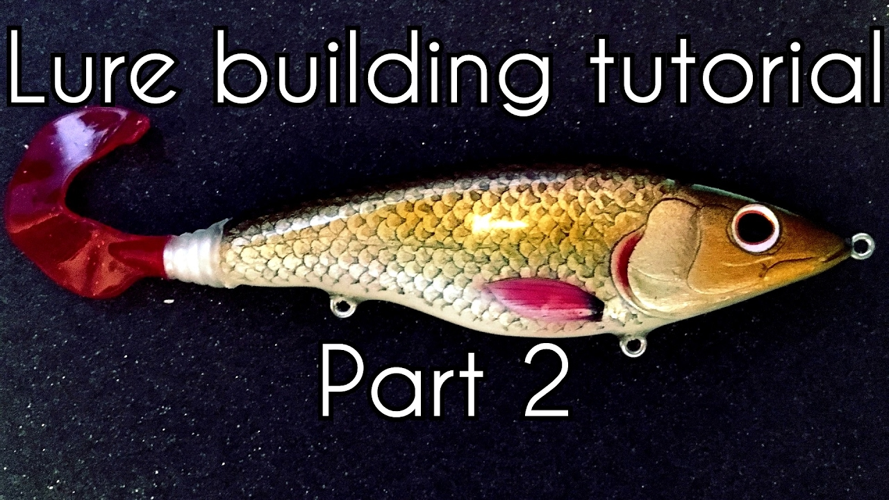 How to make silicone bait at home 30