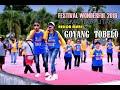 GOYANG TOBELO    Festival Wonderful Halmahera Utara    Kelvin Fordatkossu ft. MCP Sysilia 2018