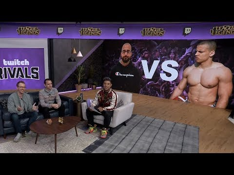 ITS ON | TWITCH RIVALS DAY 1 | SHADOW DOGS UNLEASHED