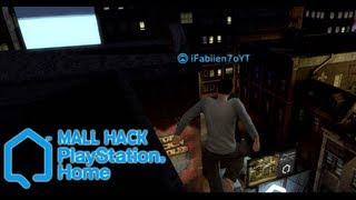 HACK | PS:HOME : Le tutoriel du mall hack ! (manipulation DNS)