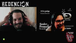 Nº97 SERGIO DE REDENCIÓN VISITARA EL PROGRAMA +QUE ROCK