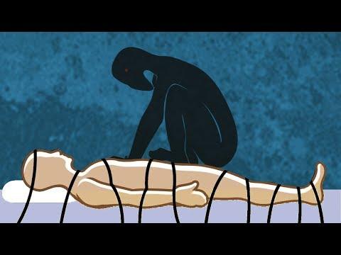 कमजोर दिल वाले इससे ना देखे   स्लीप पैरालिसिस   Sleep Paralysis   What is Sleep Paralysis   DAWAAB