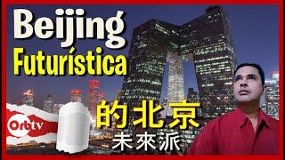 Brasileiro reage a Beijing (Pequim) a Capital da China 中国北京 - Reações OrbTV
