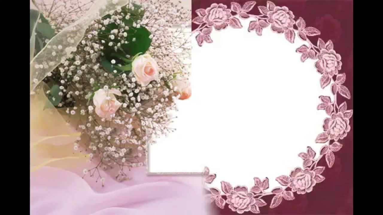 Lovely and Beautiful Marriage Photo Frames - YouTube