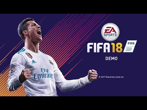 FIFA 18 Is Here!!! The Journey Returns!!! FIFA 18 Demo Gameplay