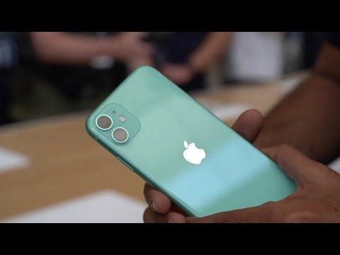 IPhone 11, 11 Pro и 11 Pro Max. IPad 7. Apple Watch 5. Обзор.Цена.Характеристики.