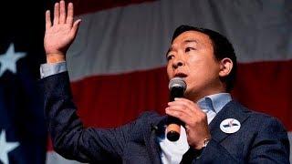 Elon Musk endorses Andrew Yang for President