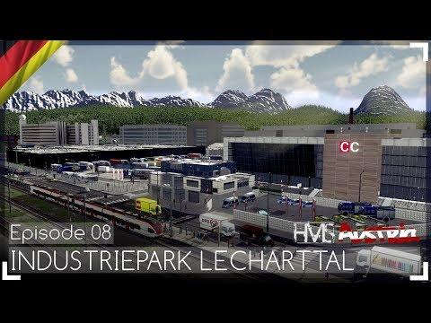 INDUSTRIEPARK LECHARTTAL - Austria Episode 08 | Let's Design Cities: Skylines