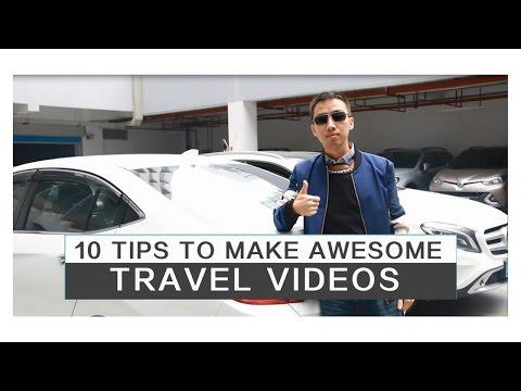 10 Tipps für schönere Urlaubsvideos