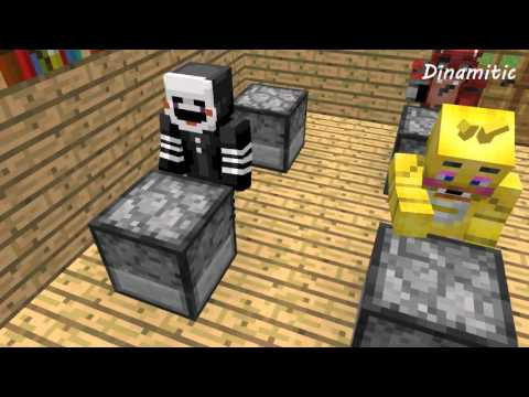 FNAF Monster School: Baking (Minecraft Animation)