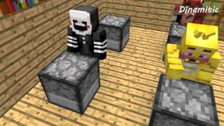 - FNAF Monster School Baking. Minecraft Animation Five Nights At Freddy s