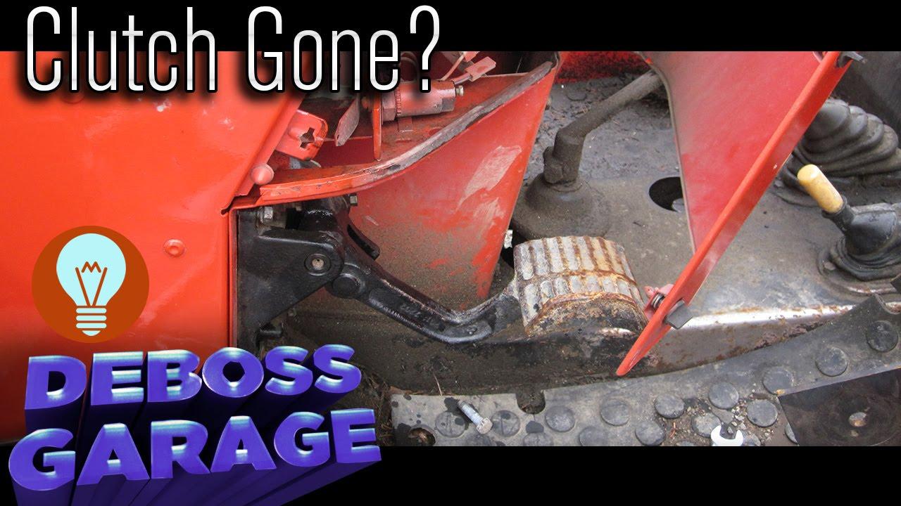 Quickly Repair A Clutch In A Zetor Tractor