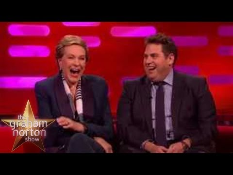 Jonah Hill's Awkward Car Ride With Morgan Freeman  The Graham Norton