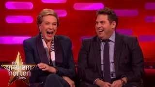 Download Jonah Hill's Awkward Car Ride With Morgan Freeman - The Graham Norton Show Mp3 and Videos