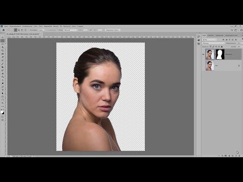 Выделение объектов в Adobe Photoshop CC 2020 - новый инструмент автоматического выделения