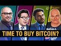 Time To Buy Bitcoin?