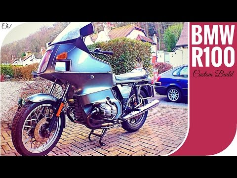 Repeat BMW R100RT Custom Build | Chapter 1 by Rarefied Road - You2Repeat