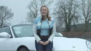 Fifth Gear Web TV - Porsche Boxster Spyder